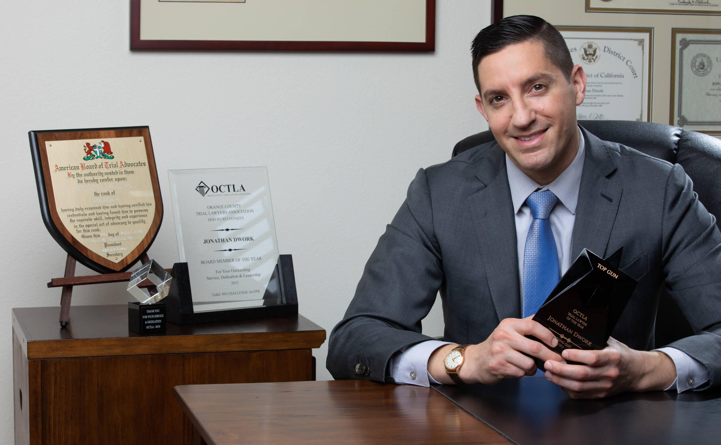 Jonathan Dwork - Personal Injury Attorney